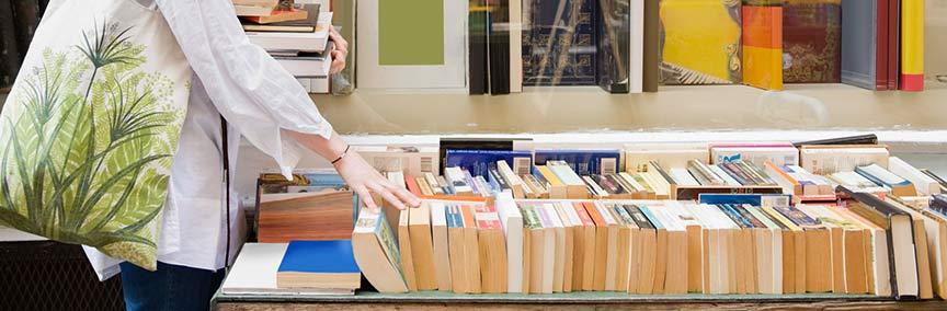 """חנות ספרים """"רודיק"""""""