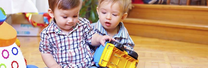 בית הצעצוע - פדלים