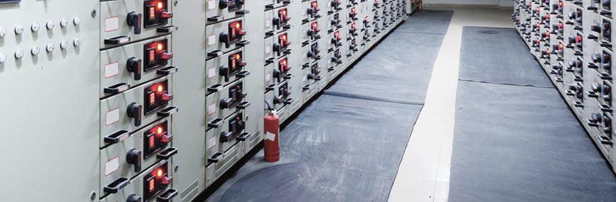 """תמחש תעשיות מתכת וחשמל בע""""מ"""