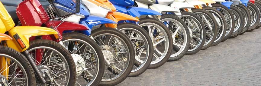 אופנועי שימי