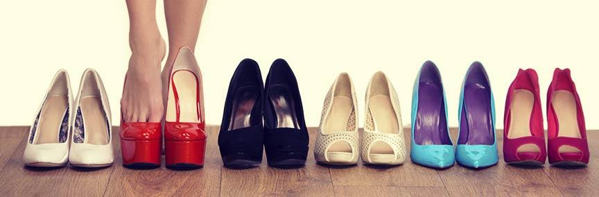 נעלי גלי