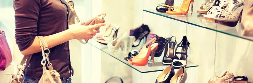 נעלי גזית