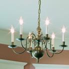 מנורות, נברשות