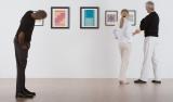 ביקור בגלריה