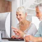לימוד אינטרנט בגיל השלישי - להתגבר על הקושי האישי