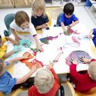 אזורי רישום לגני ילדים