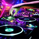 בחירת תקליטן DJ