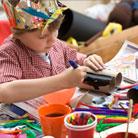 רעיונות ליצירה עם ילדים - לא רק פימו ופלסטלינה