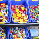 ציוד לגני ילדים - משחקי חצר או גן, למשחק בטוח ומוגן