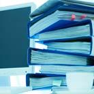 מוצרי נייר משרדי - קלסרים, דפדפות ומה שביניהם