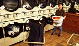 לא לגעת במקופלים: כל הדרכים מובילות למכבסות