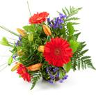 סידור פרחים: סוגי סידורי פרחים ועיצובים