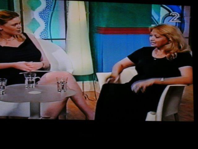 מיכל דיאמנט - פסיכולוגית מומחית בערוץ 2
