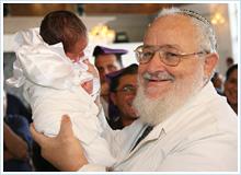 הרב מאיר ביטון מוהל מומחה רפואי בקרית אתא