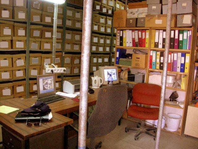 אחסון מסמכים מאובטח