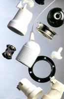ייצור אביזרי מתכת לגופי תאורה