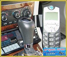 כלי רכב עם מערכות GPS
