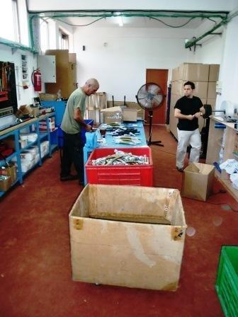 ייצור ושיווק של אביזרים הידראוליים בתל אביב