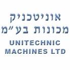 """אוניטכניק מכונות בע""""מ- לוגו"""