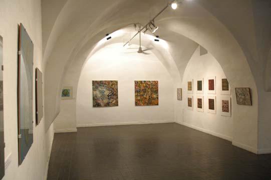 הצגת יצירות אומנות של הוראס ריכטר