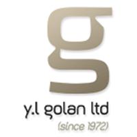 """יהלומי י.ל. גולן בע""""מ - תמונת לוגו"""