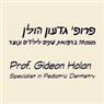 פרופ' גדעון הולן - תמונת לוגו