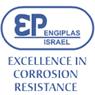 """אנג'יפלס פלסטיקה הנדסית בע""""מ - תמונת לוגו"""