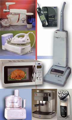 תיקון מכשירי חשמל ביתיים