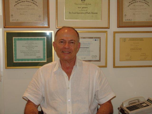 """ד""""ר דוד רדרמן - מנתח פלסטי"""