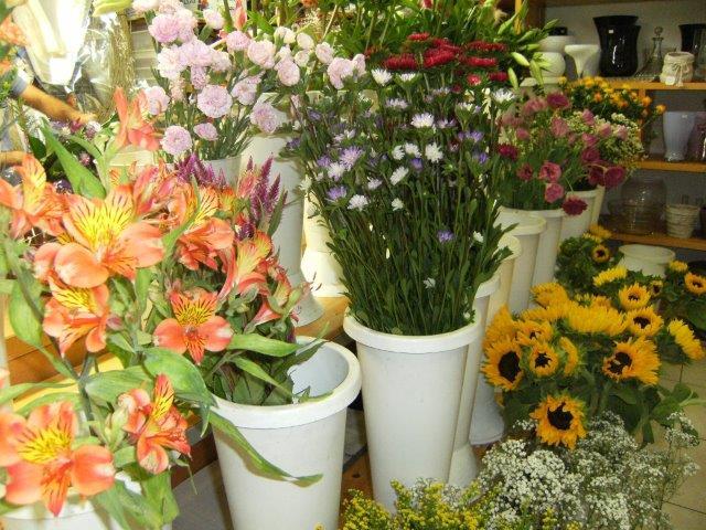 זרי פרחים עונתיים