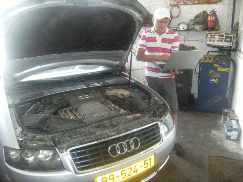 טיפול בבעיות במיזוג אוויר ברכב