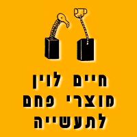 """חיים לוין בע""""מ - תמונת לוגו"""