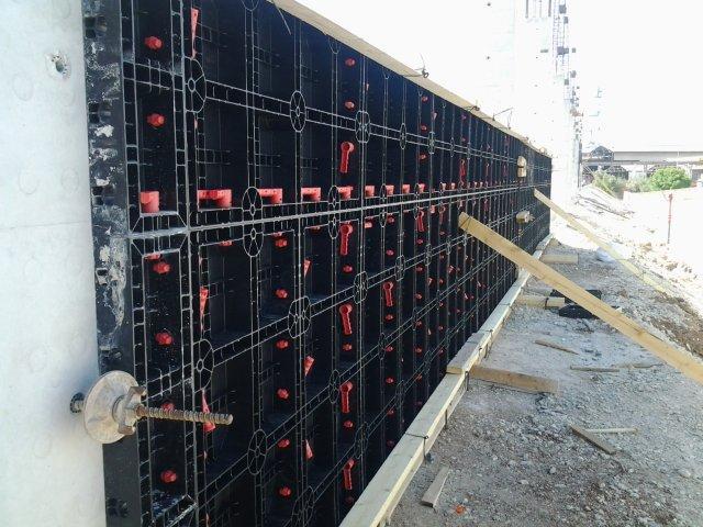 אביזרים לביצוע יציקות בטון