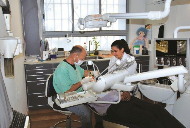 מרפאת שיניים בקריית אונו