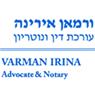 ורמאן אירינה עוד' ונוטריון - תמונת לוגו