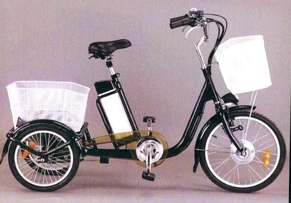 מגוון אופניים חשמליים
