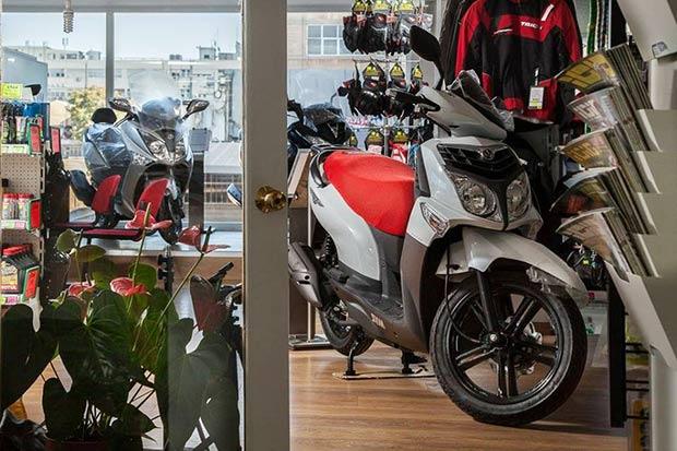 אופנועים חדשים