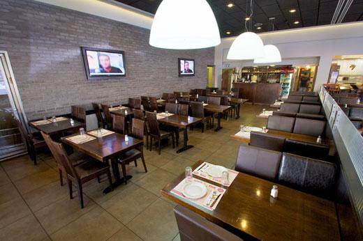 מסעדה עם אפשרות לעריכת כנסים ואירועים