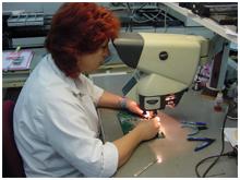 ייצור מערכות בדיקה ובקרת איכות