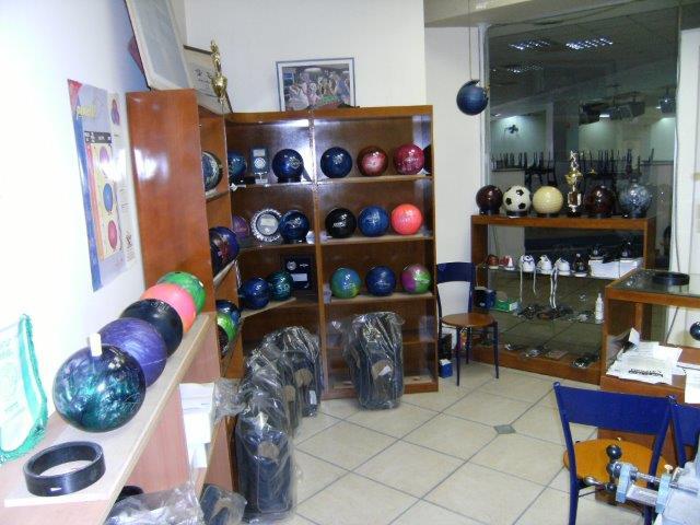 חנות ציוד באולינג באשדוד
