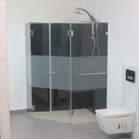 ייצור מקלחונים במידות מיוחדות