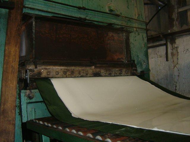 ייצור מוצרי גומי