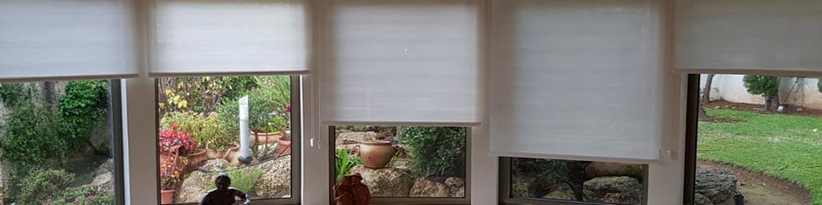 וילונות סנרול-מוצרי הצללה - תמונה ראשית