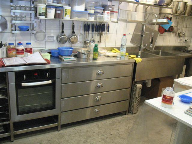 ייצור מטבחי נירוסטה