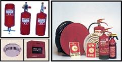 מערכות בטיחות לכיבוי אש