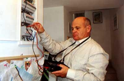 שירותי יעוץ על ידי מהנדס חשמל
