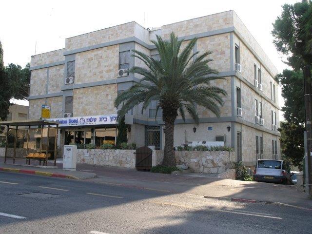 בית מלון איכותי בחיפה