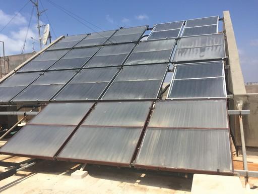 התקנת מערכות סולריות