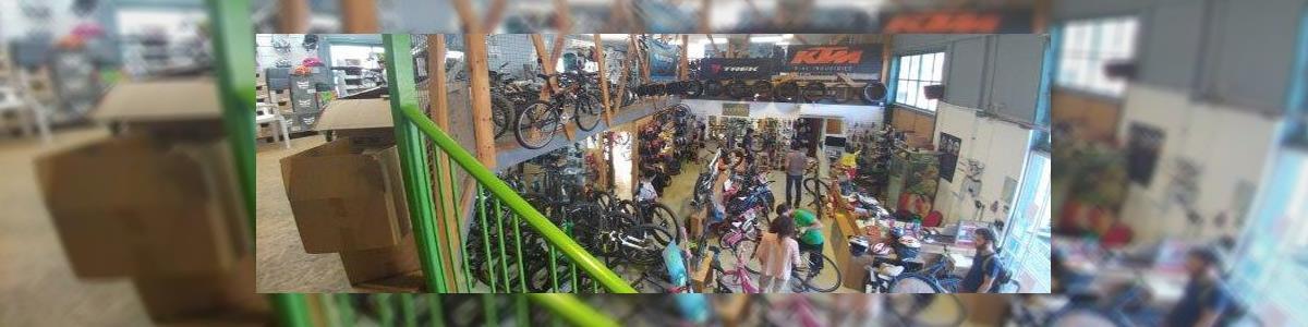 גלגל אופניים - מכירה ותיקון - תמונה ראשית