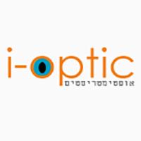 איי אופטיק - אופטומטריסט - תמונת לוגו